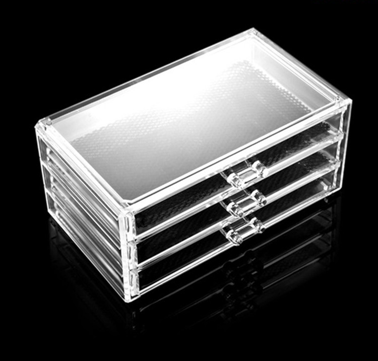 High Transparency Acrylic Cosmetic Display case