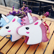 NS2150 Wholesale Ladies Casual Funny Unicorn Handbags Women Bags