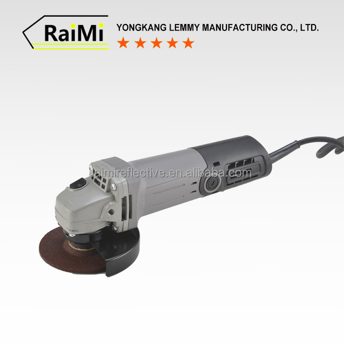 RMM01 50/60HZ Rated frequency 12000r/min Multi-function angle grinder 125mm
