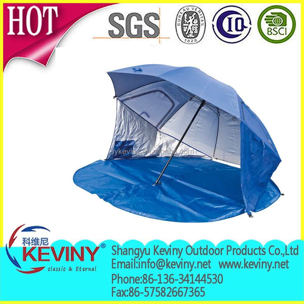 beach umbrella shelter umbrella with curtain windproof from chinese umbrella manufacturer china parapluie manufacturer
