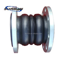 flexible rubber joints flanged expansion joints