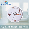 modern cuckoo stylish wall clock with quartz silent wall clock movement