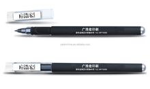 Gel Ink Pen/Special Flat Clip Gel Ink Pen can be a creative No MOQ, the q'ty based on your demands Cartoon clip Pen