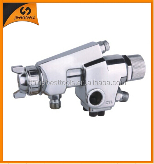 Automatic Spray Gun feed type nozzle size 1.2mm-2.5mm HVLP spray dummy guns