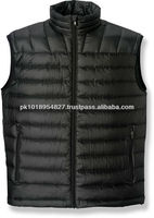 Multquality casual classic winter vest men down genuine feather vest popular shipping