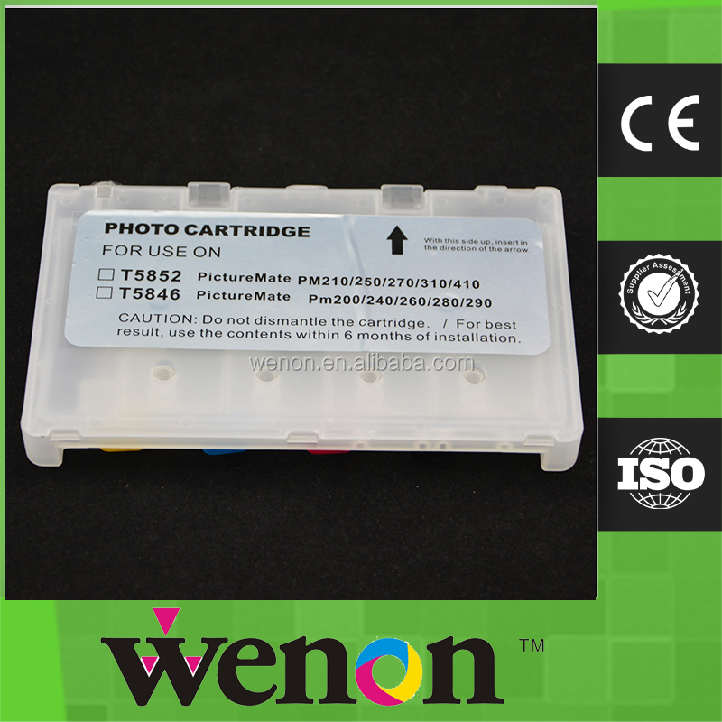 Best selling product T5846 refill ink cartridge compatible for Epson Flash-PM280 pal-PM200 Snap-PM240/290/225