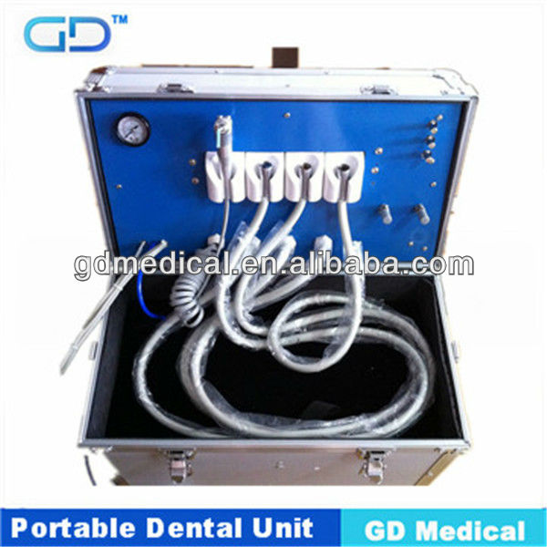 004 CE approved and 12 months warranty portable dental suction unit / dental unit