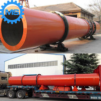 Manufacture directly sell industrial food rotary drum dryer