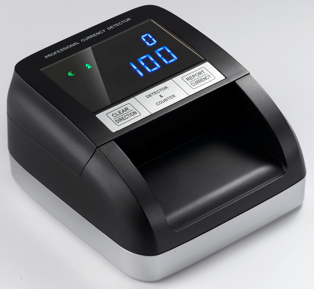 EC330 Paper Money Detector With LCD or LED