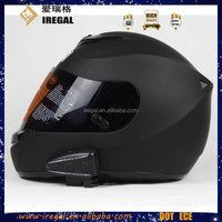ECE DOT Street BT Helmet Motorcycle Bluetooth Helmet