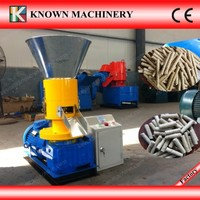 Professional supply the wood pellet making machine / pellet press machine
