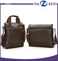 Luxury design genuine leather bags branded men handbag high quality competitive price men briefcase