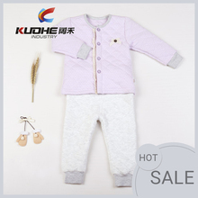 Child Wear Newborn Baby Clothes Soft Sleeping Underwear Pajamas