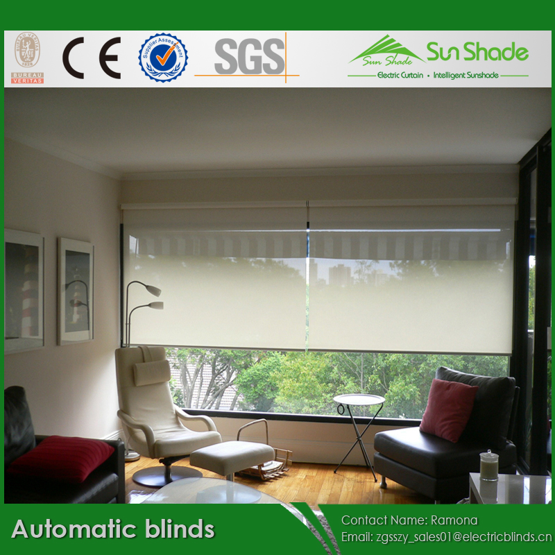 automatic window blinds images