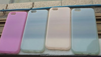 Light color-changing mobile phone case cover for iPhone 6