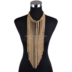 Fashion new gold chain design Wholesale NS-69