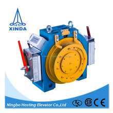 Light and small elevator gearless traction machine manufacturer