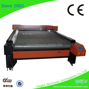 textile cutting machine for sale
