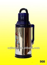 3.2L thermos/vacuum flasks/water bottles/tea pot with glass refill