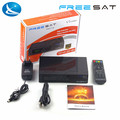 1080p Hd Set Top Box Freesat V7 Combo Dvb-t2& dvb s2 Satellite Receiver