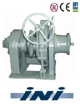 INI hydraulic anchor winch