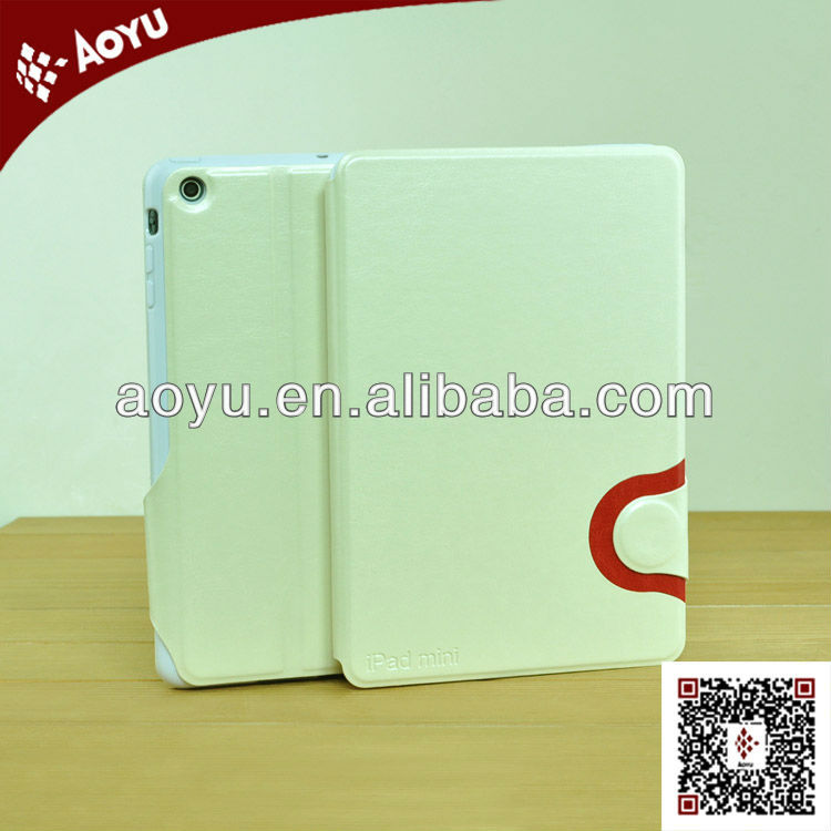 2013 case for ipad mini TPU with your logo or design