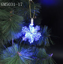 Popular christmas hanging decoration 3D snowflake