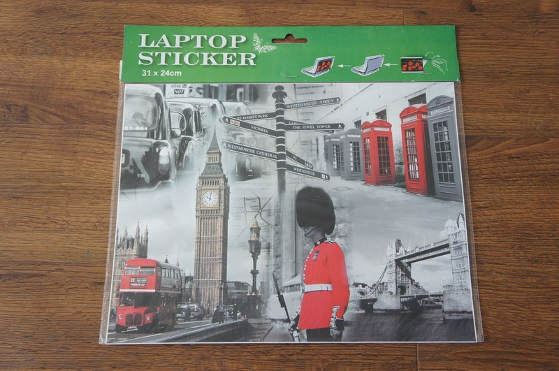 London Laptop Decals Skin Stickers