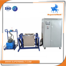 Convenient Operation Copper Melting Machine