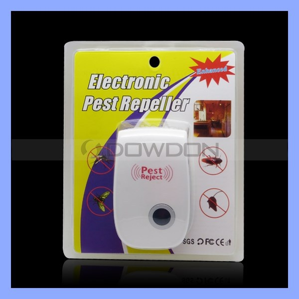 Ultrasonic kill mosquito repellent electrical Anti Mosquito Insect Pest Mouse Killer Magnetic Repeller US Plug