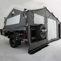 3-4 Person Camper Trailer Tent For Sale