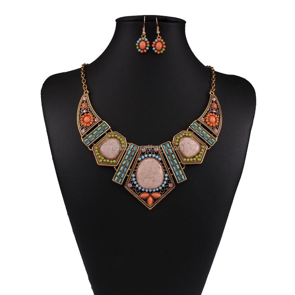 Fashion Wholesale Saudi Gold Jewelry Set Price Ns-n3714 ...
