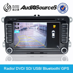 Best sale!!! unique still cool car dvd player suitable for VW/skoda support wince 6.0 OS system