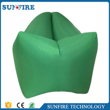 2017 new model inflatable sun lounger air lazy lounger sofa