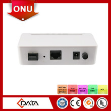1GE Data Port for network access FTTH Solution onu device