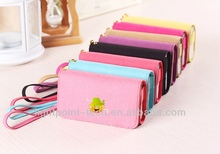 wallet case for lg g2 wallet card-slot leather cell mobile phone case wallet leather case