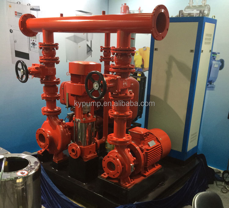 QDL Vertical Multistage Centrifugal Jockey Pump Water Pressure RO Booster Pump