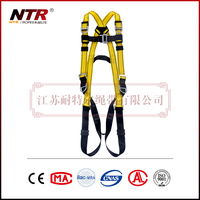 NTR BEESAFE 10P5 climbing fall arrest retractable full body safety harness