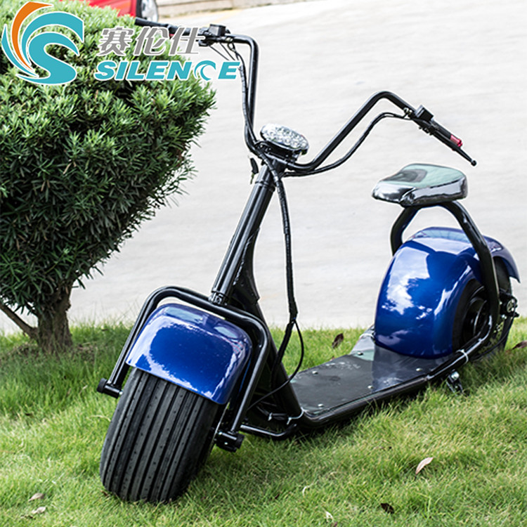 800W,1000W 60V lithium battery adult electric scooter citycoco mobility motorcycle