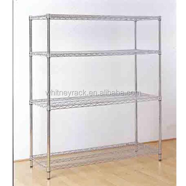 Estantes de cocina de acero inoxidable diy steel shelving - Estantes de cocina ...