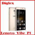 New Lenovo Vibe P1 5.5inch 3GB RAM 16GB ROM Smartphone Android 5.1 MSM8939 64bit octa core 1.5GHz 4g Lte Play Store Lenovo Phone