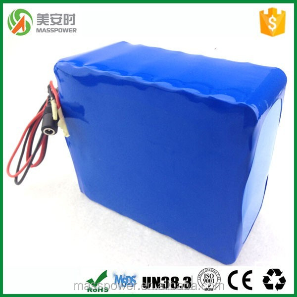 Popular Li - ion 7s3p 18650 25.2v 6.9Ah 7.5Ah Automatic Robot lawn mower Replacement Battery Pack