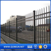Cheap and alibaba supply used wrought iron fencing for sale
