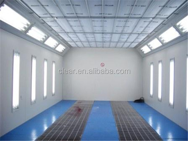 auto spraying booth painting oven manufacturer
