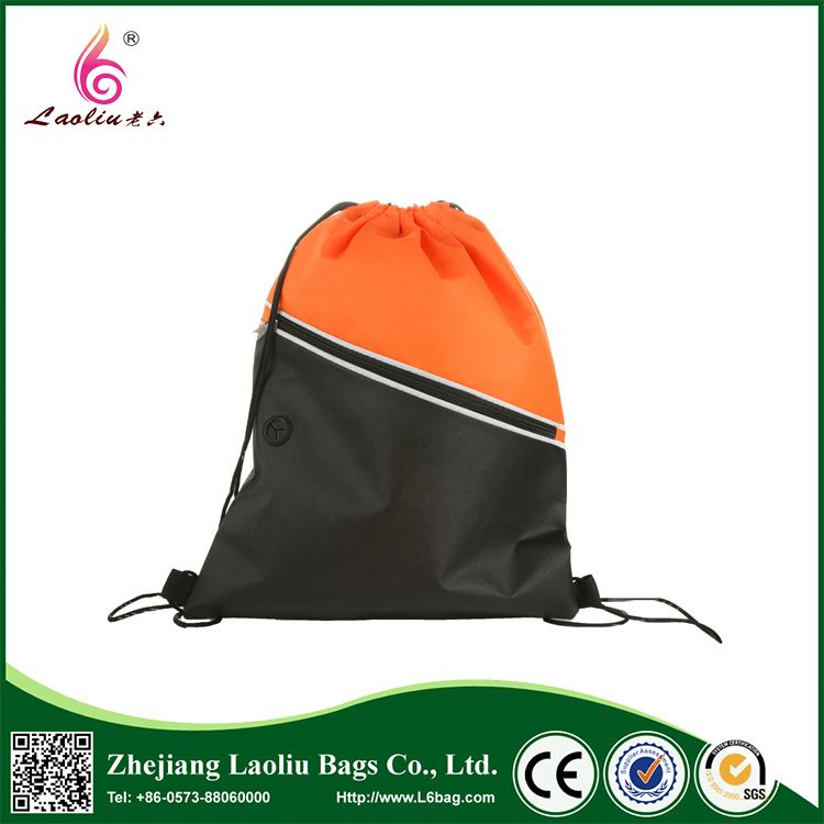 Newest sale custom design cotton drawsring bag with reasonable price