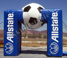 Inflatable Entrance Arch For Game Match Wedding Arches