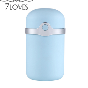 180Ml Indoor Personal Plastic Mini Air Rose Humidifier