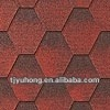 Asia red Asphalt Roofing shingles Roofing Tile
