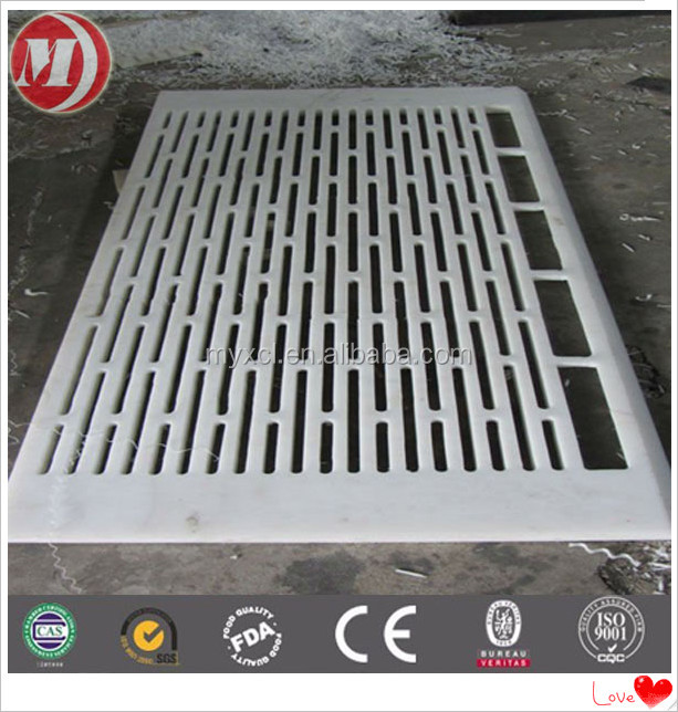 High Quality UHMW-PE/hdpe/pe Suction Box Covers