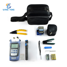 China manufacturer 9 in 1 fiber optic tool kits for FTTH FTTB FTTX <strong>Network</strong> with best price